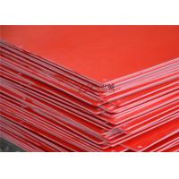 Buy cheap Red UPGM 203 Insulation Sheet HM2471 German Standard High Mechanical Strength from Wholesalers