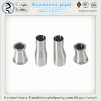 China 4-1/2 stainless steel astm a234 wpb concentric/eccentric reducer casing pipe on sale