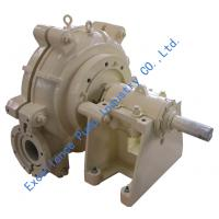 Buy cheap EHM-6E professional horizontal abrasion resistant slurry pump for the metallurgical from Wholesalers