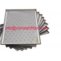 China Longlife Stainless Steel Oven Mesh Bakery Tray 65cm X 46cm Or Customized on sale