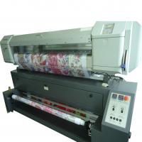 1.6M Digital Large Format Fabric Plotter For Banner Flag Printing