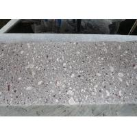 Buy cheap 2800kg/M3 Density Santa Cecilia Granite Slab , Polished Granite Floor Slabs from Wholesalers