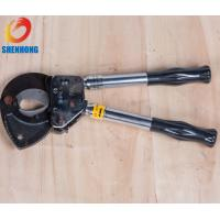China Power Construction Tools Hand Ratchet Cable Cutter J30 For Copper and Aluminum Cable on sale