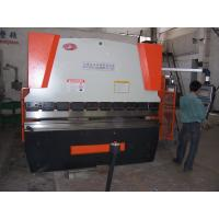 Buy cheap Metal Frame Cnc Sheet Metal Brake Machine 125 Ton 2500mm/3200mm/4000mm from Wholesalers