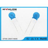 Buy cheap 10mm 470V MOV Electrical Component Varistor For Leakage Protection Switch from Wholesalers