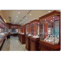 Buy cheap famous watch store designing and counters production from Wholesalers