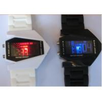 Buy cheap Black and White Watch Fighter Aircraft Watch with Led Luminous Function from Wholesalers
