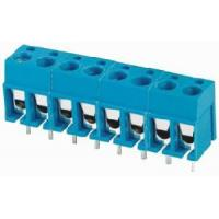 Buy cheap PCB Screw Terminal Block Connector 300V 16A 22-14awg 5.0mm Pin Spacing from Wholesalers