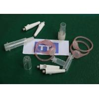Buy cheap OEM / ODM Medical Products Precision Injection Molding Custom Color from Wholesalers