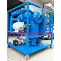 Buy cheap 6-10kl Transformer Oil Filtration Unit Price for Sales,Acore Oil Purifier Manufacturer from wholesalers