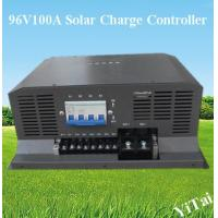 Buy cheap Solar charger controller 12V/24V/48V/96V 10A to 120A from wholesalers