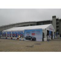 20m - 30m Aluminum Outdoor Event Tent Flame Retardant For Trade Show