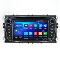 Buy cheap Android 4.4.4 System Car Stereo for Ford Focus Galaxy GPS Navigation 3G WIFI Mirrorlink from Wholesalers
