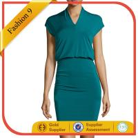 Buy cheap Stretch-Knit Illusion Dress from Wholesalers