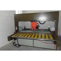 Buy cheap Football Volleyball Rubber Die Cutting Machine , Hydraulic Leather Cutting Machine  from wholesalers