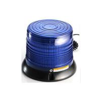 Buy cheap metal base blue color ambulance magnetic rotating beacon led light from Wholesalers