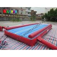 China Inflatable gym mat , air track ,DWF air track, gymnastics inflatable sport game on sale