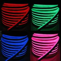 Buy cheap Multi Color RGB LED Neon Flex Light Waterproof PVC Housing Material from Wholesalers