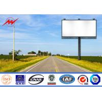 China Mobile Vehicle Outdoor Billboard Advertising Billboard For Station / Square on sale