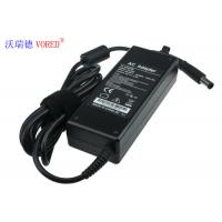 Buy cheap 7.4 * 5.0mm DC Plug HP Universal Laptop Charger , High Power HP Laptop Adapter from Wholesalers