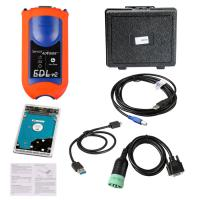 Quality john deere Service Advisor Edl v2 Scanner for john deere diagnostic tool service advisor edl 4.2 software agriculture for sale