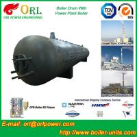 Corrosion resistance oil steam boiler mud drum ISO9001