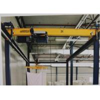 Buy cheap Factory price Europe type single girder overhead crane from Wholesalers