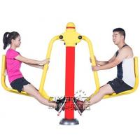 Buy cheap China good quality cheap manufacturer of Outdoor Fitness Equipment leg press from Wholesalers