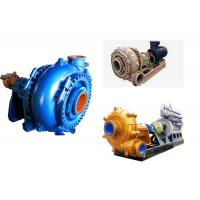 Buy cheap Heavy Duty Waterproof Sand Slurry Pump , Sand Pumping Equipment Energy Saving from Wholesalers