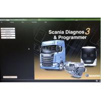 Buy cheap Scannia sdp3 2.34 Diagnosis Software for scannia vci2 Scania Diagnos & Programmer3 software from Wholesalers