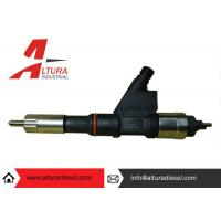 Buy cheap Common Rail Injector Denso Fuel Injectors 095000-8011 for Sino Truck , Heavy truck from Wholesalers