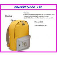 China students school bags, shoulder school bag, kids school bags, size 45*30*15CM on sale