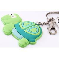 China New Style Promotional Custom Eco Friendly Soft PVC Keychain Pvc Rubber Keychain on sale