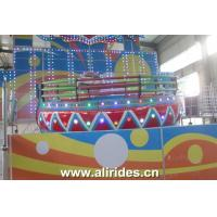 Buy cheap fairground attractions disco turntable tagada for sale from Wholesalers