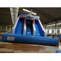 Buy cheap inflatable slides inflatable castle for children kiddie rides from Wholesalers