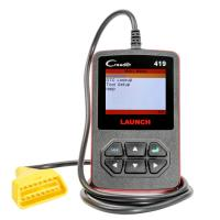 Buy cheap Launch CReader 419 OBD2 Code Scanner Launch CReader 419 Diagnostic Tool from Wholesalers