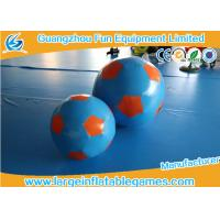 Buy cheap Inflatable Durable PVC Football Soccer Ball For Bumper Ball Gmaes from Wholesalers