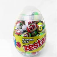 Buy cheap Diamond and Dinosaur Egg Shape Healthy Hard Candy , Pop Snack Children's Love from Wholesalers