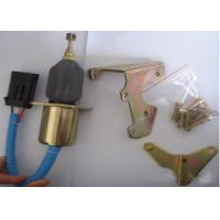 Buy cheap Hitachi Volvo Doosan CAT Excavator Flameout Solenoid valve 01177188 36607197 from Wholesalers