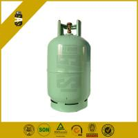 China 35.7L Home BBQ Gas Cylinders / 18 Bar Large Refillable Gas Cylinder on sale