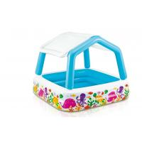 "Buy cheap UV Shade Inflatable Swimming Pool PVC Child Pool 62"" X 62"" X 48"" Dimension from Wholesalers"