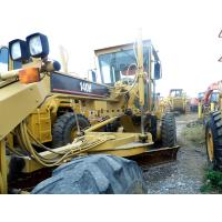 USED CATERPILLAR MOTOR GRADER 140H FOR SALE for sale