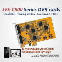 Buy cheap JVS-C900 Series DVR Cards from wholesalers