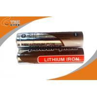 Buy cheap High capacity 1.5V AAA / L92 Primary Lithium Iron Battery with High Rate from Wholesalers