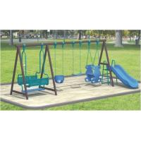 China outdoor children swing,high quality swing,outdoor playground equipment swing for kids on sale