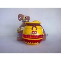 Plastic Camel Coin Bank