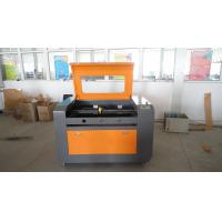 Buy cheap Co2 Laser Wood Engraving Machine Size 500 * 700mm , Rubber Stamp Engraving Machine from Wholesalers