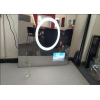 Buy cheap Custom Size Bath Mirror Tv , IP68 Waterproof Dielectric Glass Tv Mirror Scratch Resistance from Wholesalers