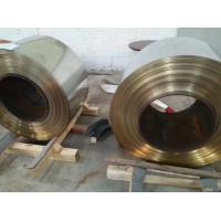 Buy cheap Hot sale Newest Stainless Steel Mirror Gold Color Strip Coils In Foshan Suppliers Factory Price from Wholesalers