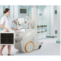 Buy cheap Mobile DR Digital Radiography Machine , 500ma Medical X Ray Equipment from wholesalers